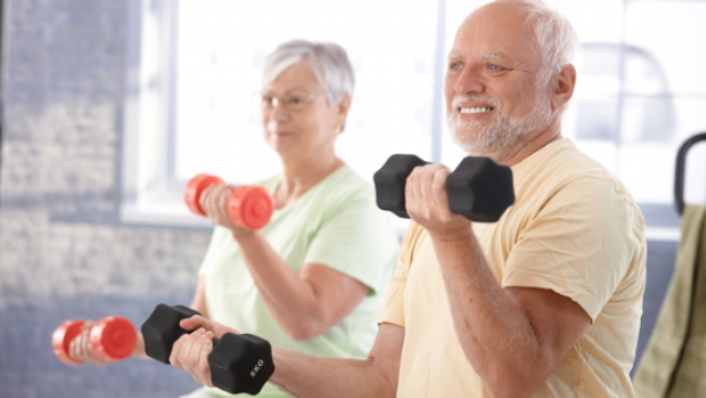 Resistance Training Now A Must For Australians