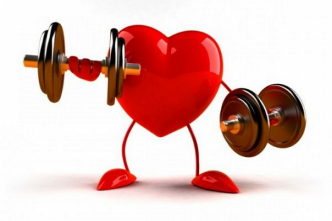 Strong Heart = Healthy Heart
