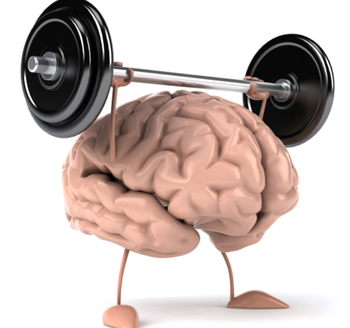 Strong Muscles For A Healthy Brain