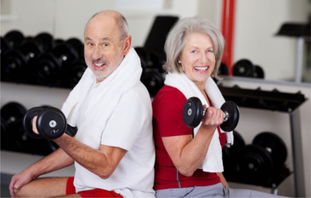 Lift Weights For A Long Life