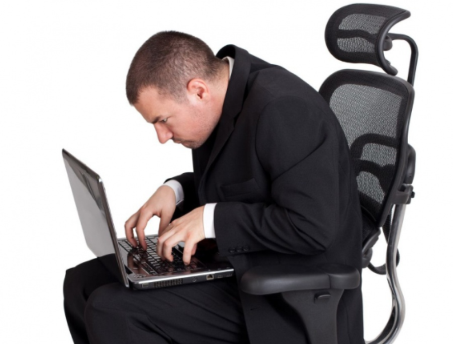 Is Your Posture Making You Sick, Tired & Fat?