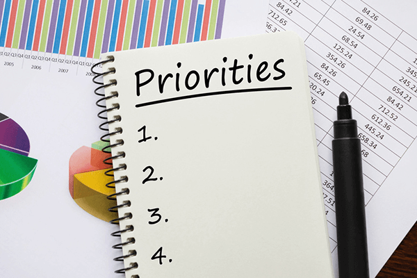 Laurie's Rant:  What's Your Priority?