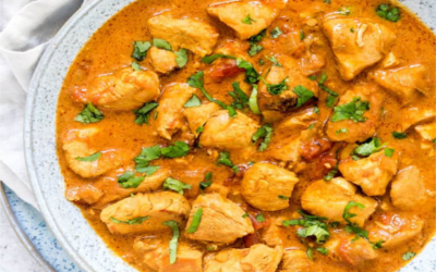 Healthy Bites Recipe:  Slow Cooker Curried Chicken