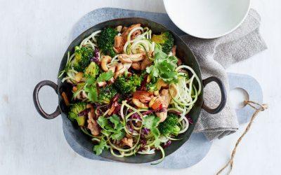Healthy Bites Recipe: Easy Chicken Chow Mein