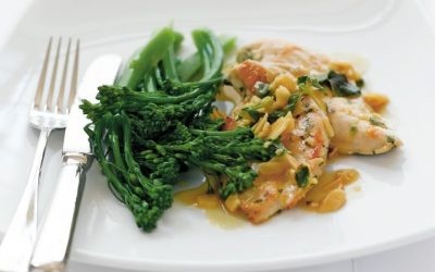 Healthy Bites Recipe: Chicken Fillets With Oregano & Almonds