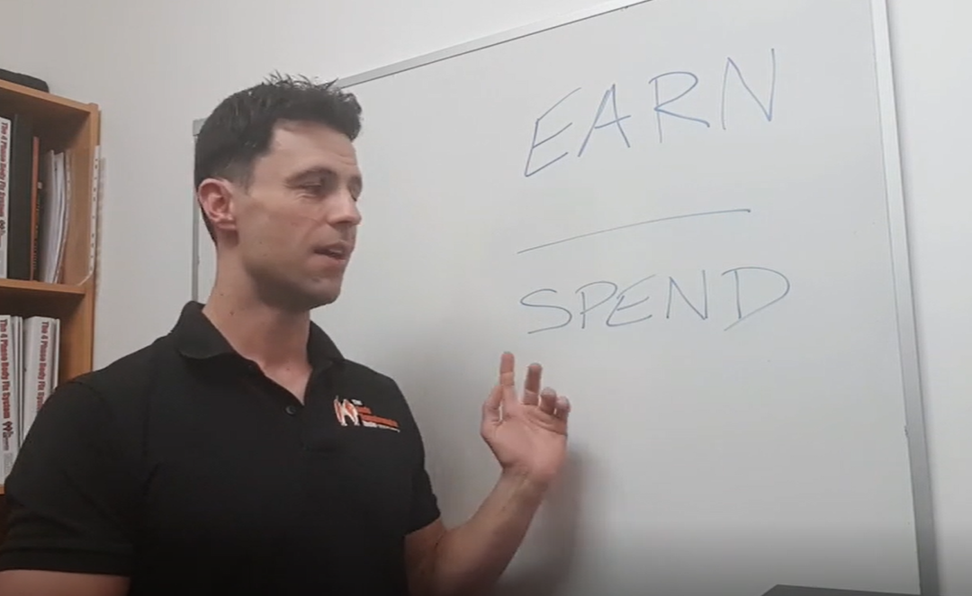 Earn Vs Spend