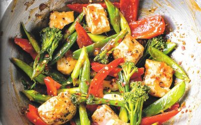 Healthy Bites Recipe: Stir-Fry Tuna With Hoisin Sauce