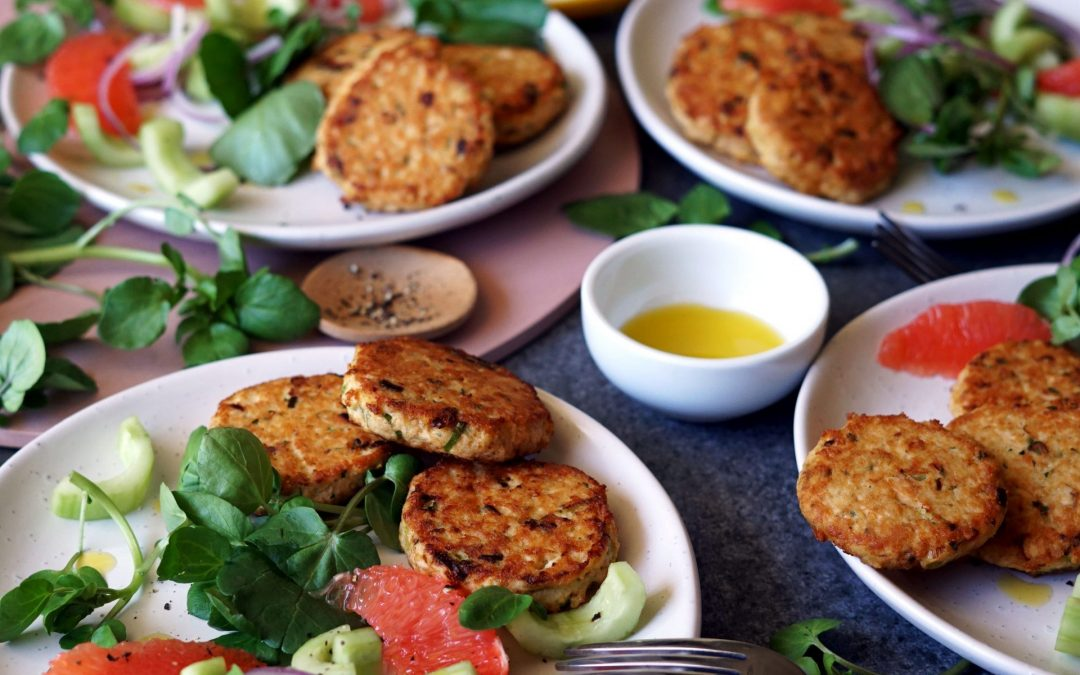 Healthy Bites Recipe: Easy Fish Cakes