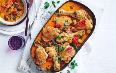 Healthy Bites Recipe: Tuscan-Style Chicken